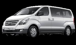 sewa mobil murah Hyundai H1 di bali